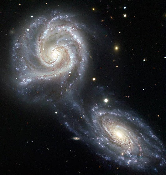 galaxies-spirales-NGC-5426-et-NGC-5427