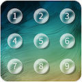 Water Drop Applock Theme APK for Bluestacks