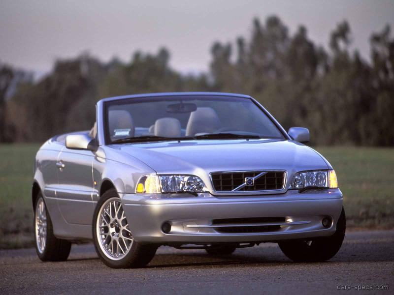 2000 Volvo C70 Convertible Specifications, Pictures, Prices