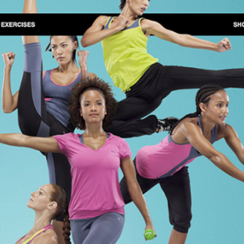 11 ejemplos de sitios web con estilo de deporte