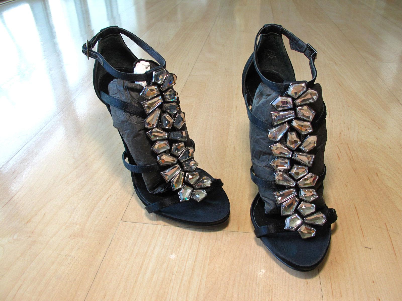 Stella Luna bling sandals