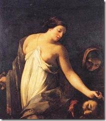 1616 Eustache Le Sueur (1616-1655-), Judith
