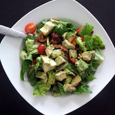 Avocado B.L.T Salad