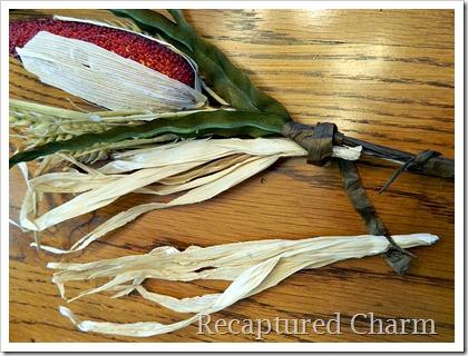 Burlap Scarecrow 14