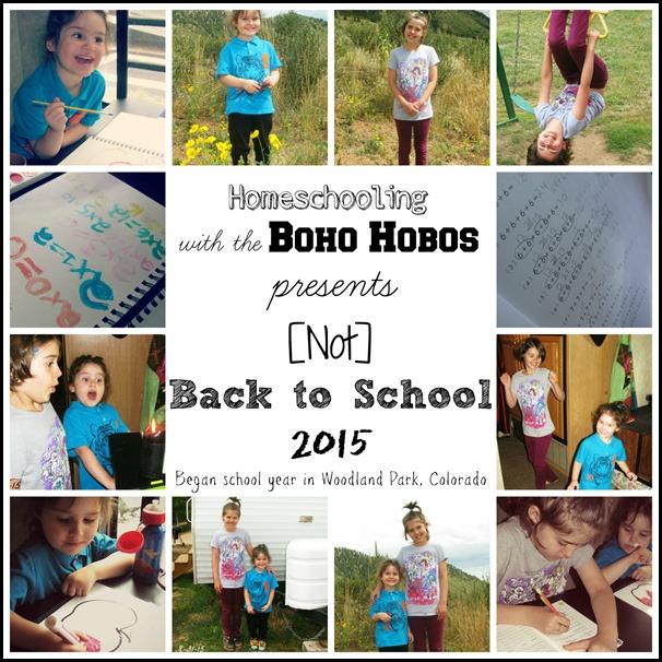 Not Back 2 Skool 2015 Home