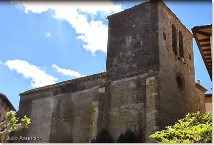 Iglesia de Santa Catalina - Exterior - Cirauqui