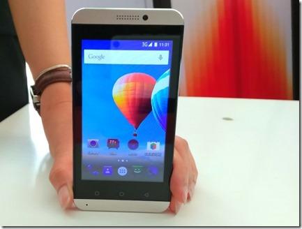 Evercoss Winner T3, Ponsel 4G LTE Pesaing Lenovo A2010