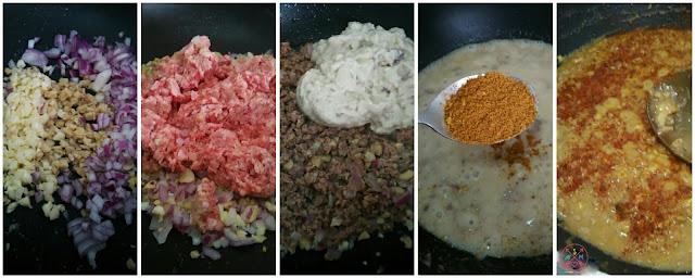 Beef and Mushroom Taco Jolly Cream of Mushroom