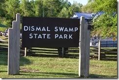 Dismal Swamp Sign2