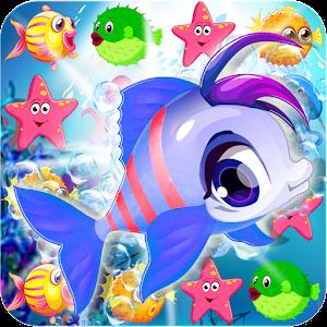 Mermaid Match 3 Puzzle Mania For PC (Windows & MAC)