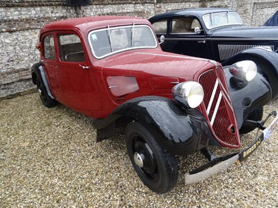 blog de didier l histoire de l automobile 3 la citro n traction avant 18 04 1934 25 07 1957. Black Bedroom Furniture Sets. Home Design Ideas