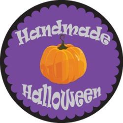 halloween button 350 px