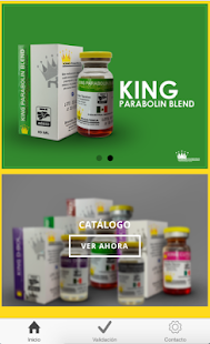 KingPharma APP - screenshot