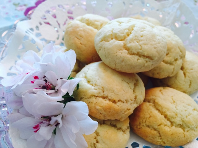 Aunt Hanna's cakes - traditional Finnish biscuits or cakes