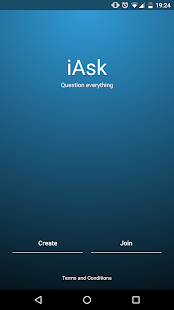 iAsk - Question Everything - screenshot