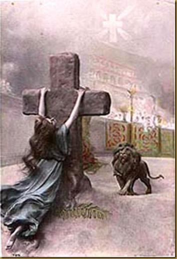 PRIMEROS MÁRTIRES CRISTIANOS