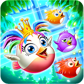 APK Game Birds Pop Mania for BB, BlackBerry
