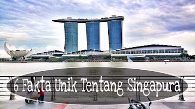 fakta unik singapura