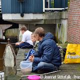 viswedstrijd jaarmarkt feestweek 2015 Foto's Jeannet Stötefalk