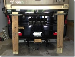 Moho new tow bar
