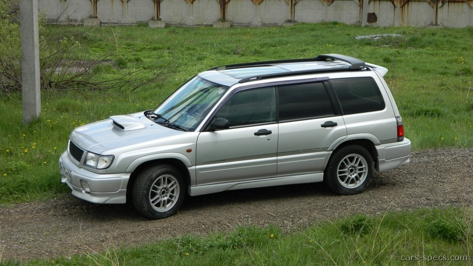 98 2001 Forester Wagon 007 Jpg