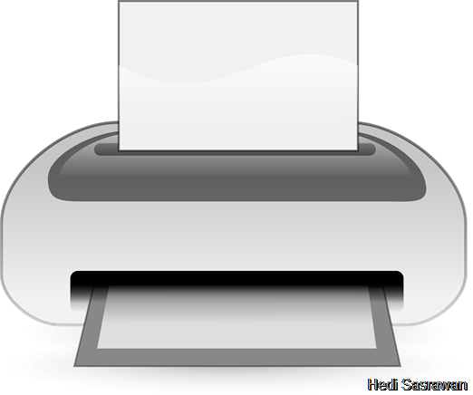 perangkat komputer printer