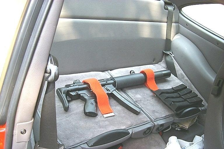 hiding a gun in your car easily (12)