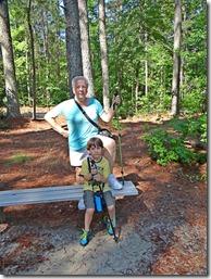 Nate Hannah Josh Camping Kerr Dam 069