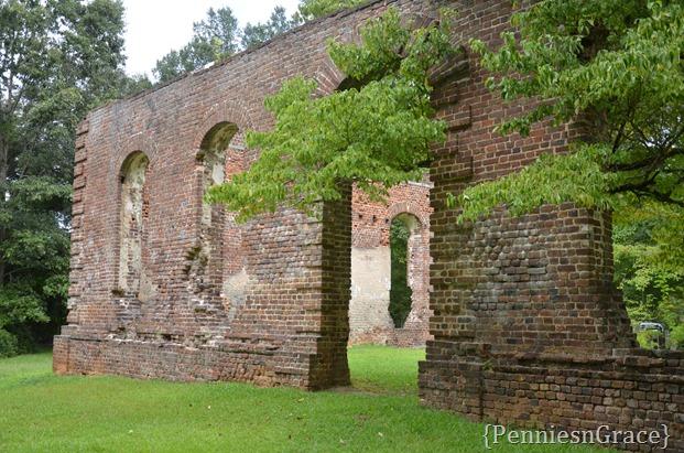 Biggins Church ruins (3)