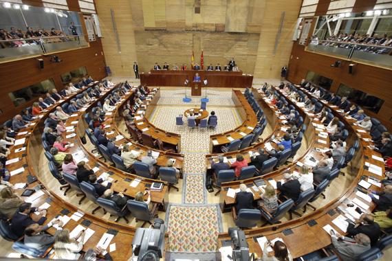 Programas electorales en PDF. Presidencia de la Comunidad de Madrid - elecciones 24M