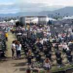 """Stagecoach Festival in Indio Calfornia, from the """"Mane Stage"""""""
