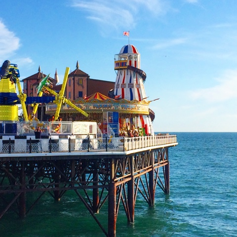 brighton-pier-august-favourites-favorites-lifestyle-fashion-beauty-uk-blog-disney-trainers-primark-palmers-cocoa-butter-models-own-hyper-gel-turquoise-gloss-maybelline-pink-lipstick-netflix-narcos-holly-madison-down-the-rabbit-hole-linen-candle-london-print-tote-bag-review