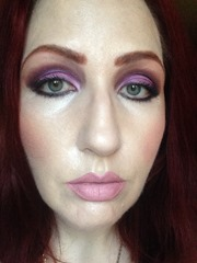 Urban Decay Vice 4 Palette Look 1_3