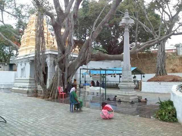 Vajramuneshwara Temple Kanakpura Nice Road Tourist Places Resorts One Day Picnic Places To