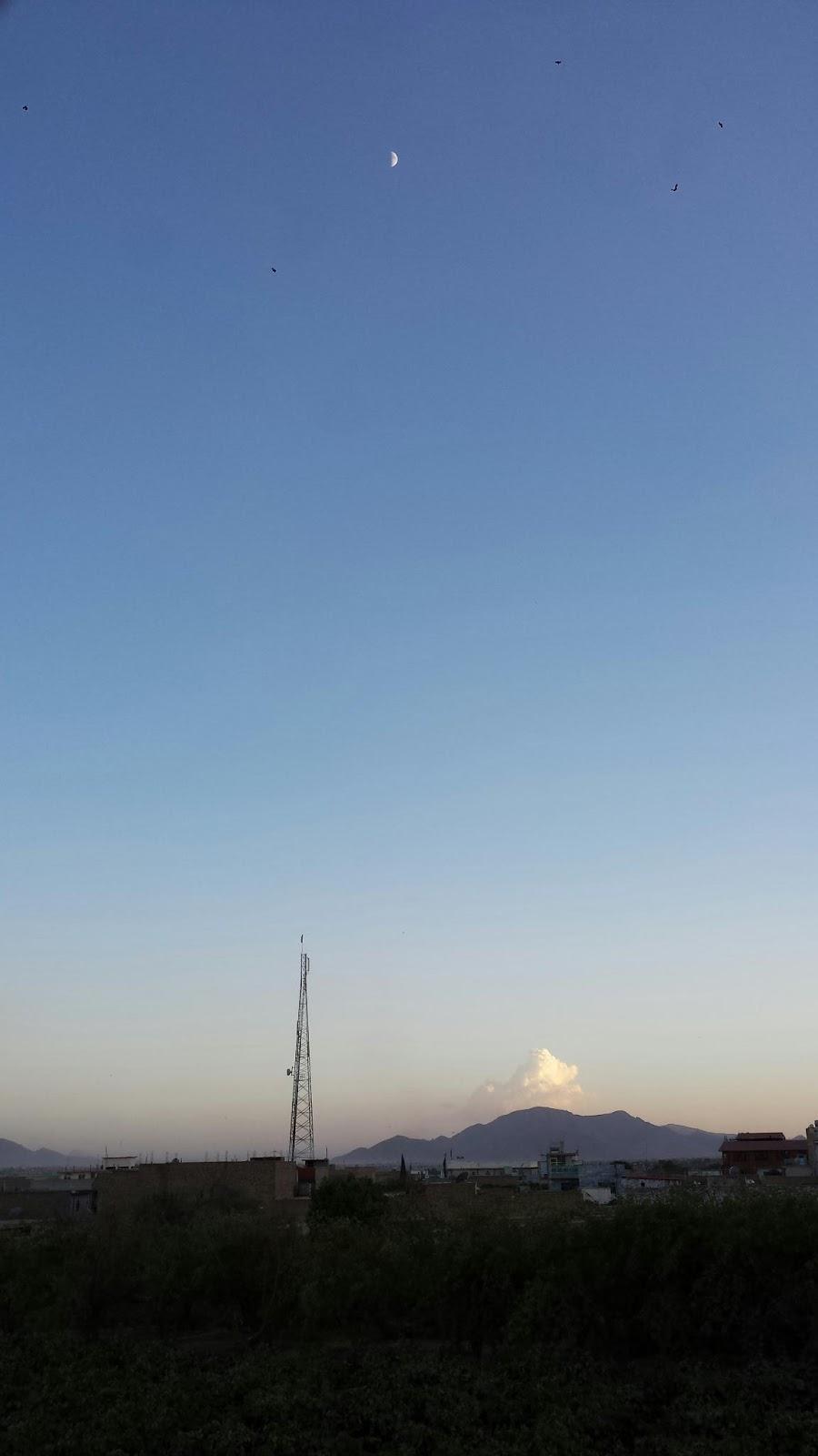 Quetta Sunset View