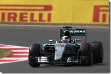 Lewis Hamilton conquista la pole del gran premio di Gran Bretagna 2015