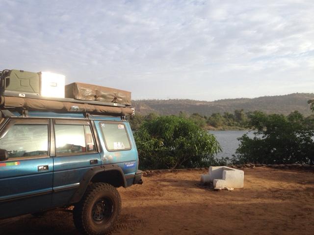 Senegal – Mali border