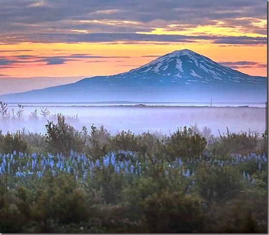 Hekla volcano - Iceland