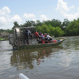 Our Airboat Adventure ride in New Orleans to see the swamps and gators 07242012-75