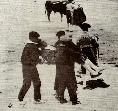 1922-06-18 (p. SyS) Madrid Valencia conducido a la enfermería