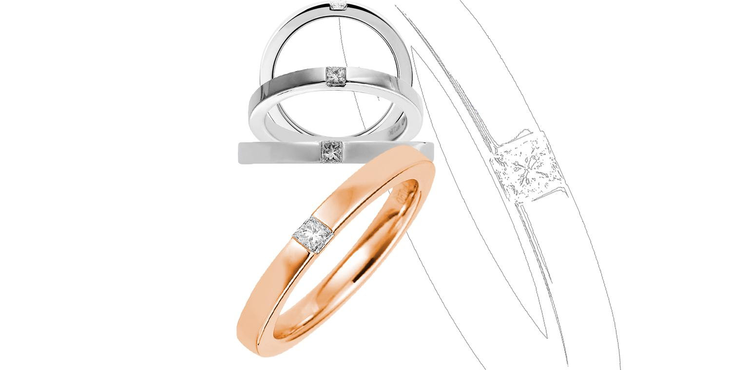 Wedding Rings, Engagement