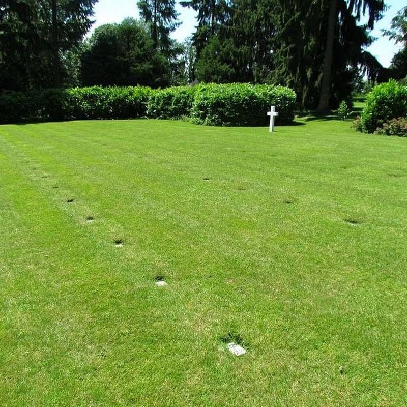 The Secret 'Plot E' of Oise-Aisne American Cemetery