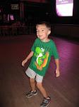 Bryan dancing in the Wildhorse Saloon in Nashville TN 09032011a