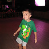 Bryan dancing in the Wildhorse Saloon in Nashville TN 09032011a