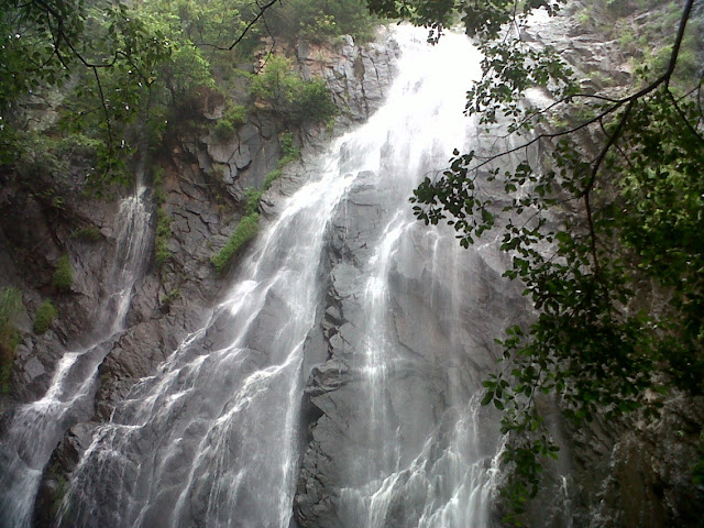 Deogarh waterfall Orissa