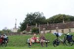 Ydillische lunch in een van de mooiste dorpjes van Frankrijk met uitzicht op de Allier