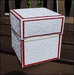 Explosion Box Love Wedding Hochzeit Cake  001
