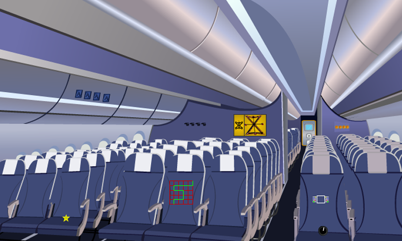 android Escape From Airbus A380-600 Screenshot 2