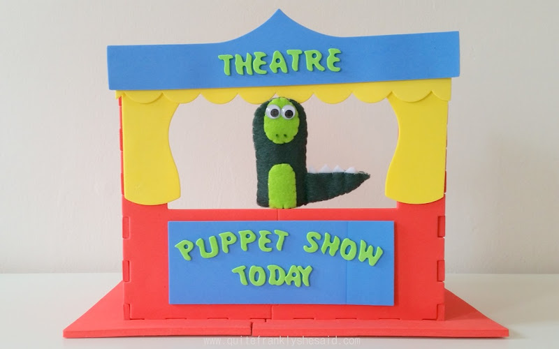 finger puppet show