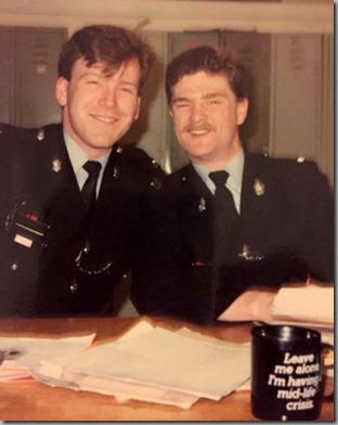PC's Mick Wilson & Steve Wild